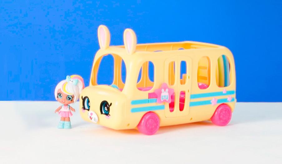 Kindi Kids Minis School Bus Review
