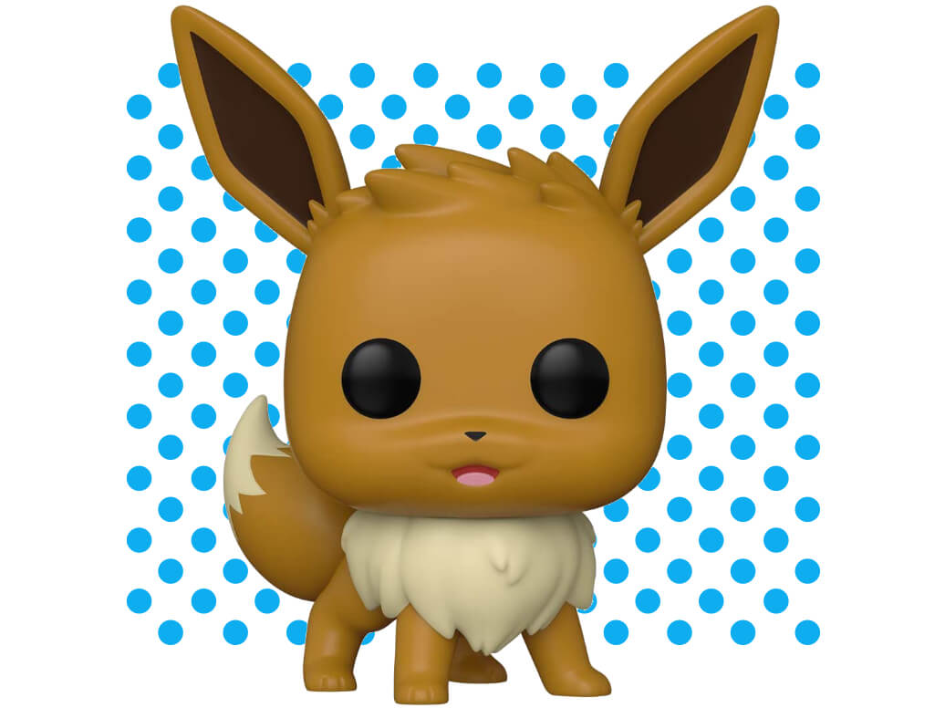 Funko Pop! Games: Pokemon - Evee