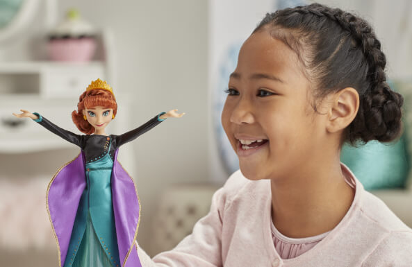 celebrate Frozen 2 Fan Fest with a flurry of fun!