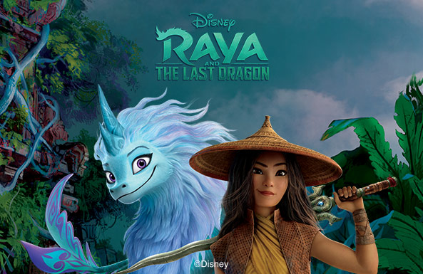Disney Raya and the Last Dragon toys