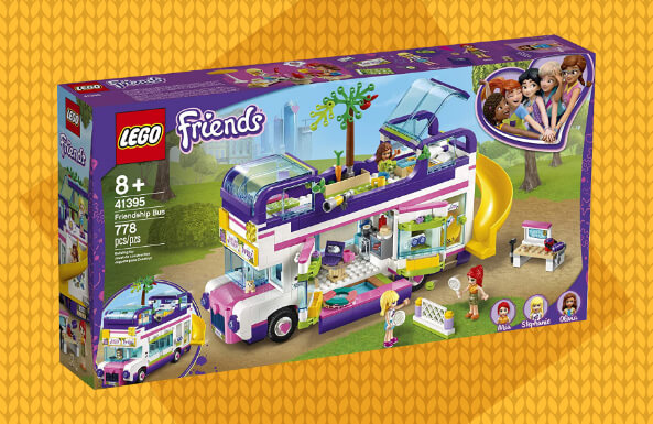 'LEGO Friends building sets