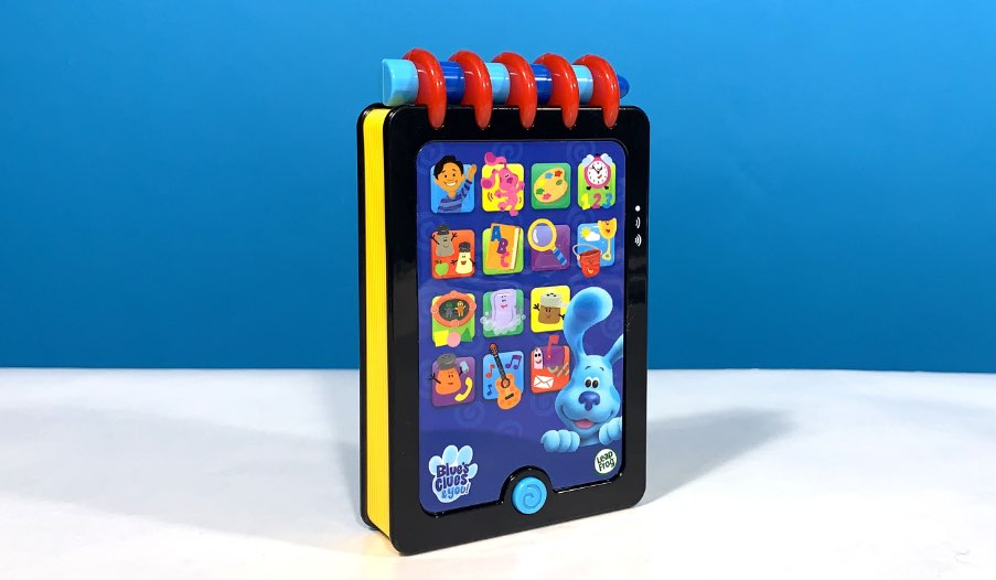 Blue's Clues Really Smart Handy Dandy Notebook Review