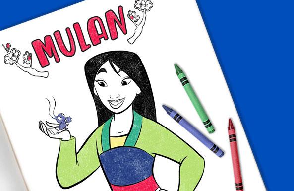 Disney Princess coloring sheets free printable for kids