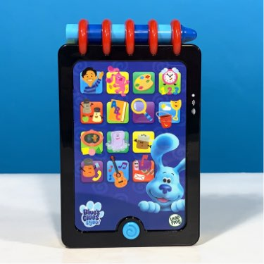 Blue's Clues Really Smart Handy Dandy Notebook