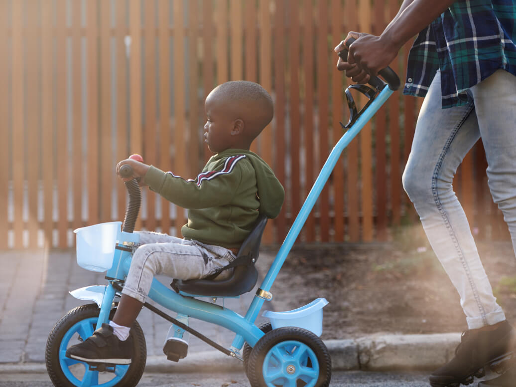 kids push and pedal ride-on and riding toys buying guide