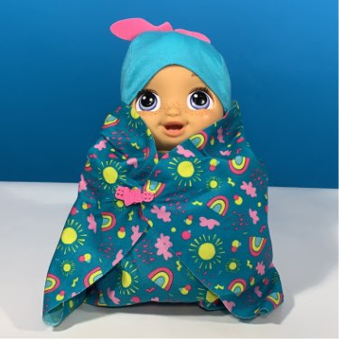 Baby Alive Baby Grows Up Baby Doll