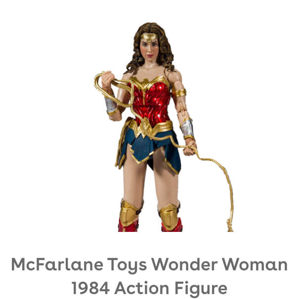 McFarlane Toys DC Multiverse Wonder Woman: Wonder Woman 84 Action Figure