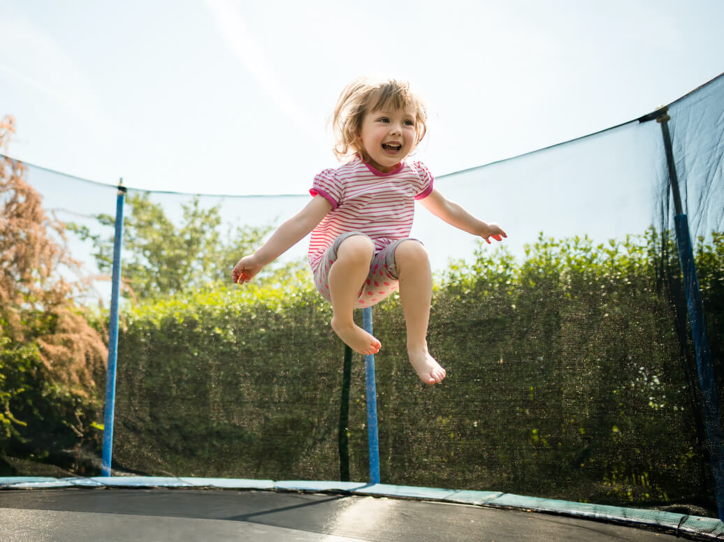 kids trampolines buying guide