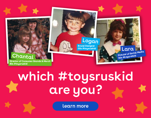 toysrus kids through the decades