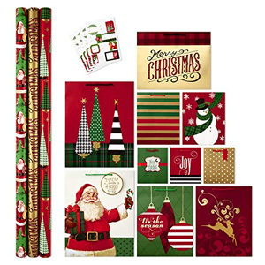 gift wrapping paper & supplies image