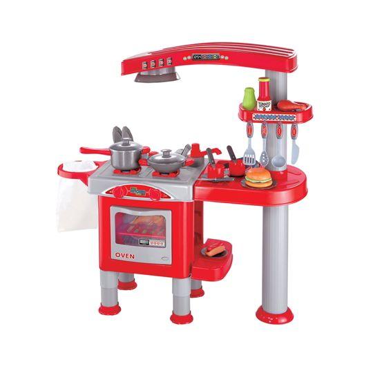 kitchens & play food image