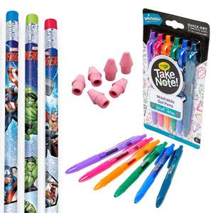 pens & pencils image