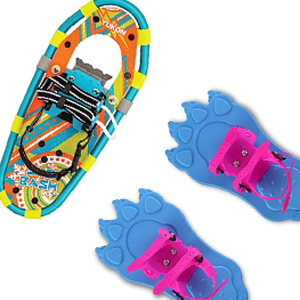 snowshoes image