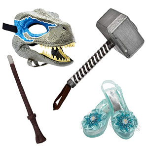 kids' costume accessories image