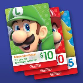 digital games & gift cards image