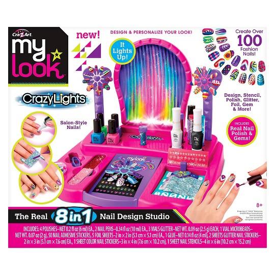 make-up, hair & nails image